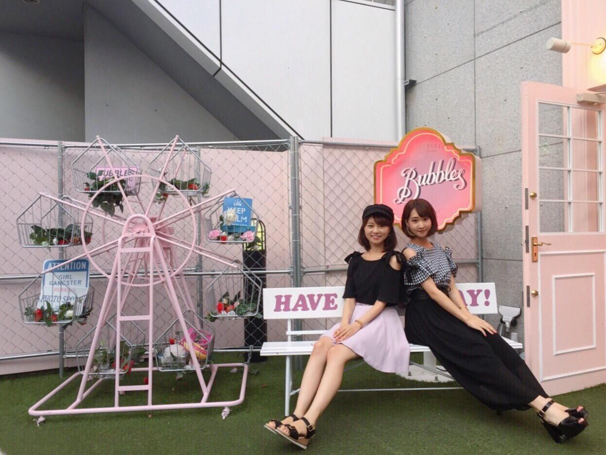 【 第55回❤︎ 】表参道 原宿カフェ&フォトスポット巡り!with菜美子ちゃん*_1_5