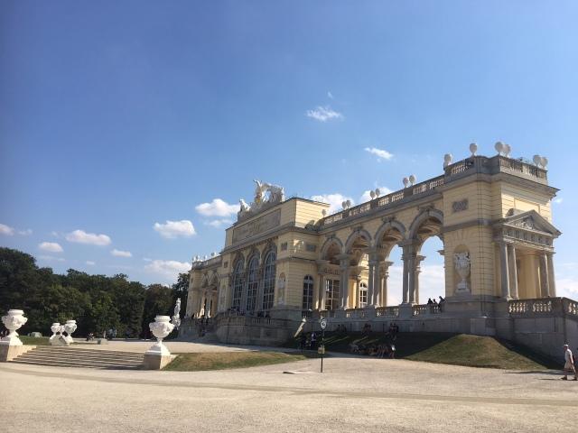 夏休み旅行 day7:オーストリア ウィーン2_1_6-5