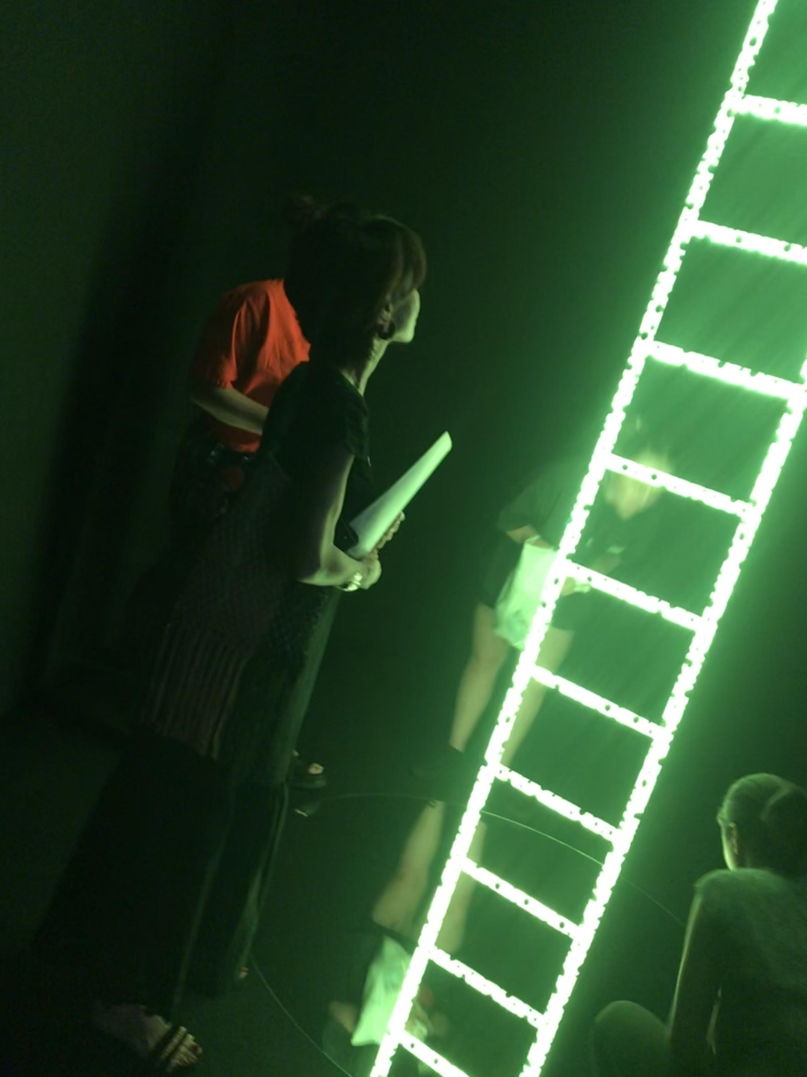 夏の終わりにYAYOI KUSAMA MUSEUMへ_1_3-1
