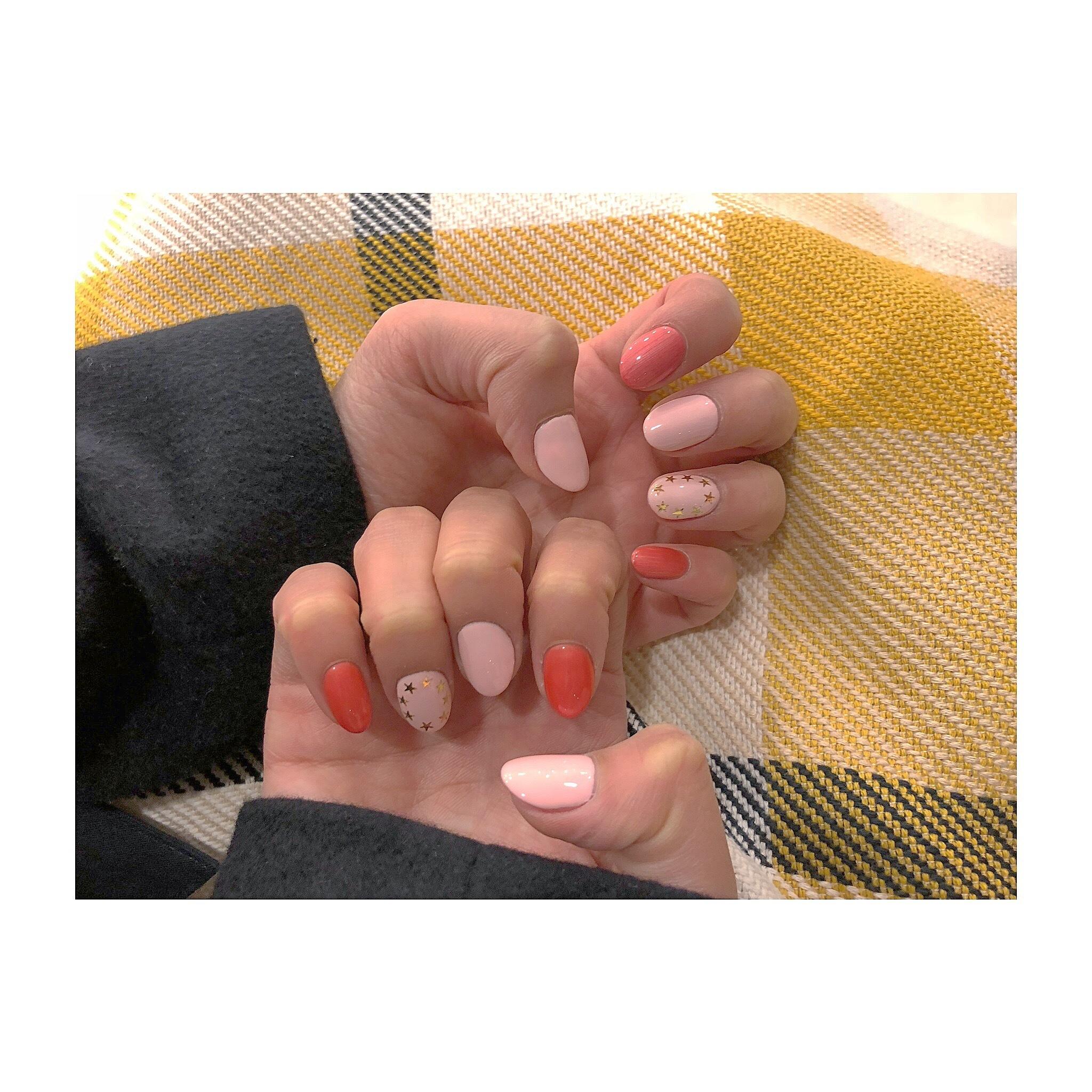new nail♡_1_1