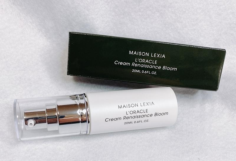 メゾンレクシアのオラクルのクリームルネサンスブルームは美白効果あり