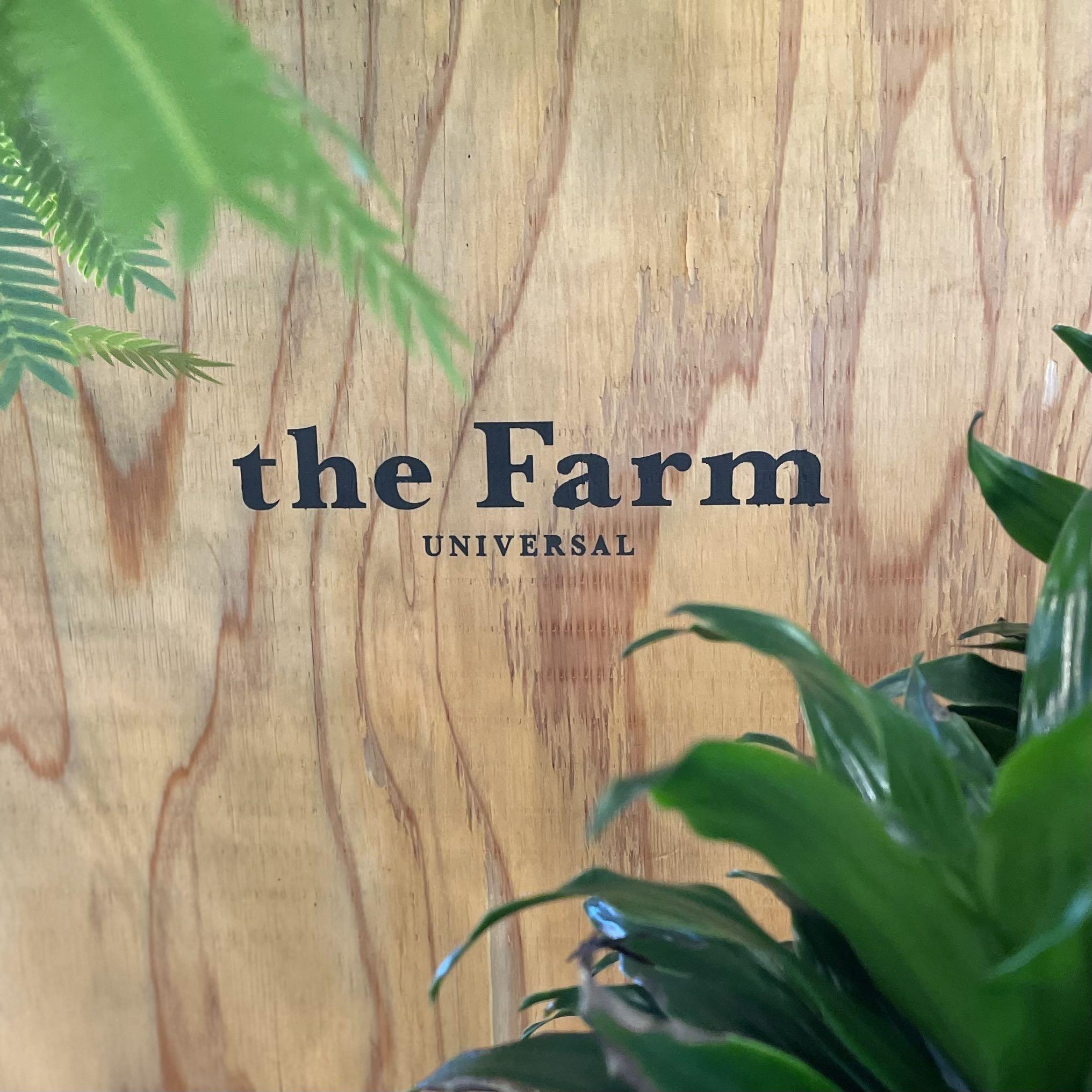 「the FarmUNIVERSAL」店名写真