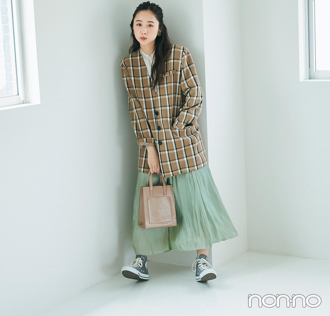 堀田真由の絶対可愛い秋トレンド5-3