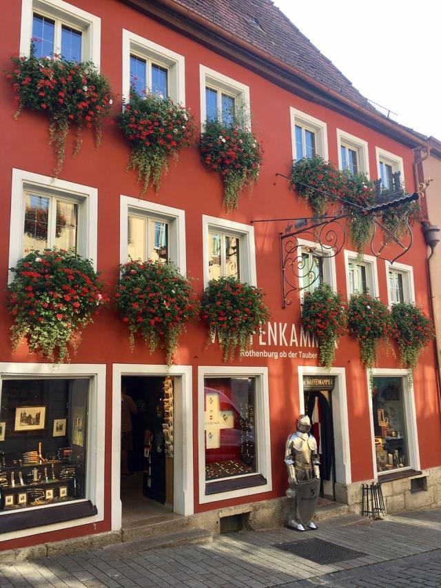 夏休み旅行 day3:ドイツ ローデンブルグ_1_1-5