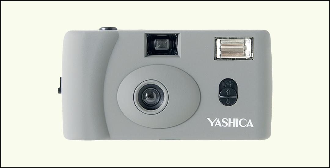 鈴木ゆうかの購入品YASHICA MF-1 35mm