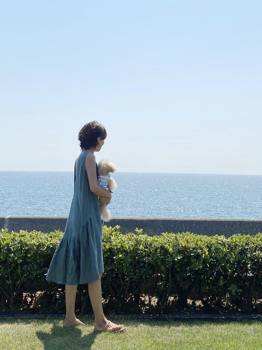 ワンコと一緒の夏休み_1_4