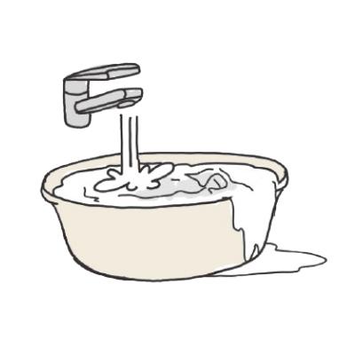 皮脂汚れ&手洗いもバッチリ! プロがしている洗い方とは?【洗濯のコツQ&A】_1_2-3