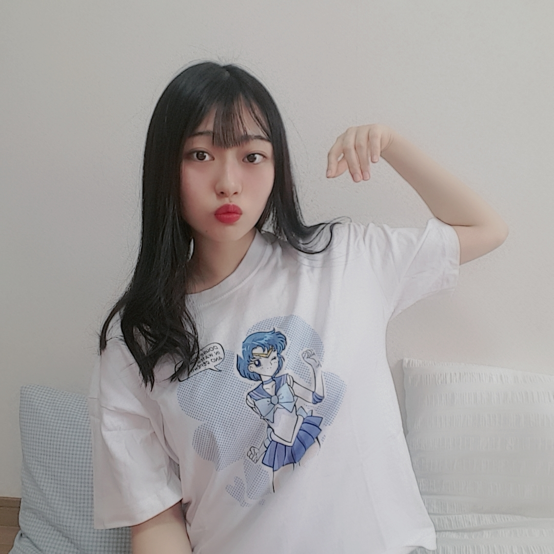 【ルームウエア】かわいいTシャツで過ごす♥_1_2-1
