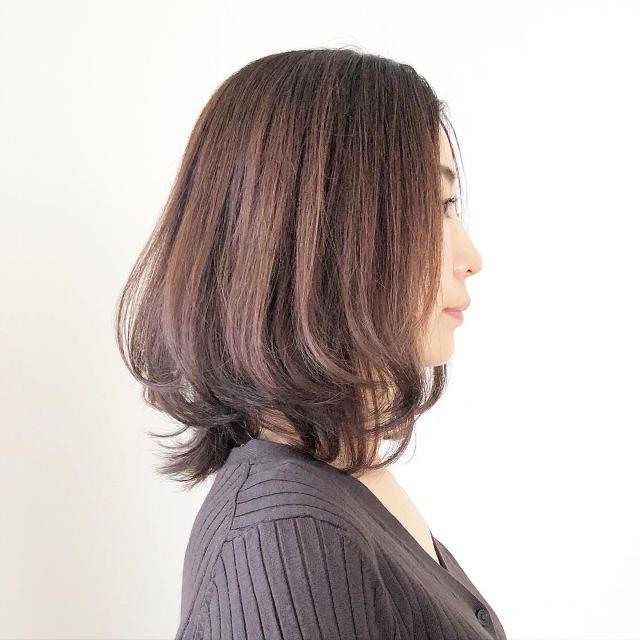 大人気!アラフォーくびれヘアの作り方【tomomiyuヘア】_1_4