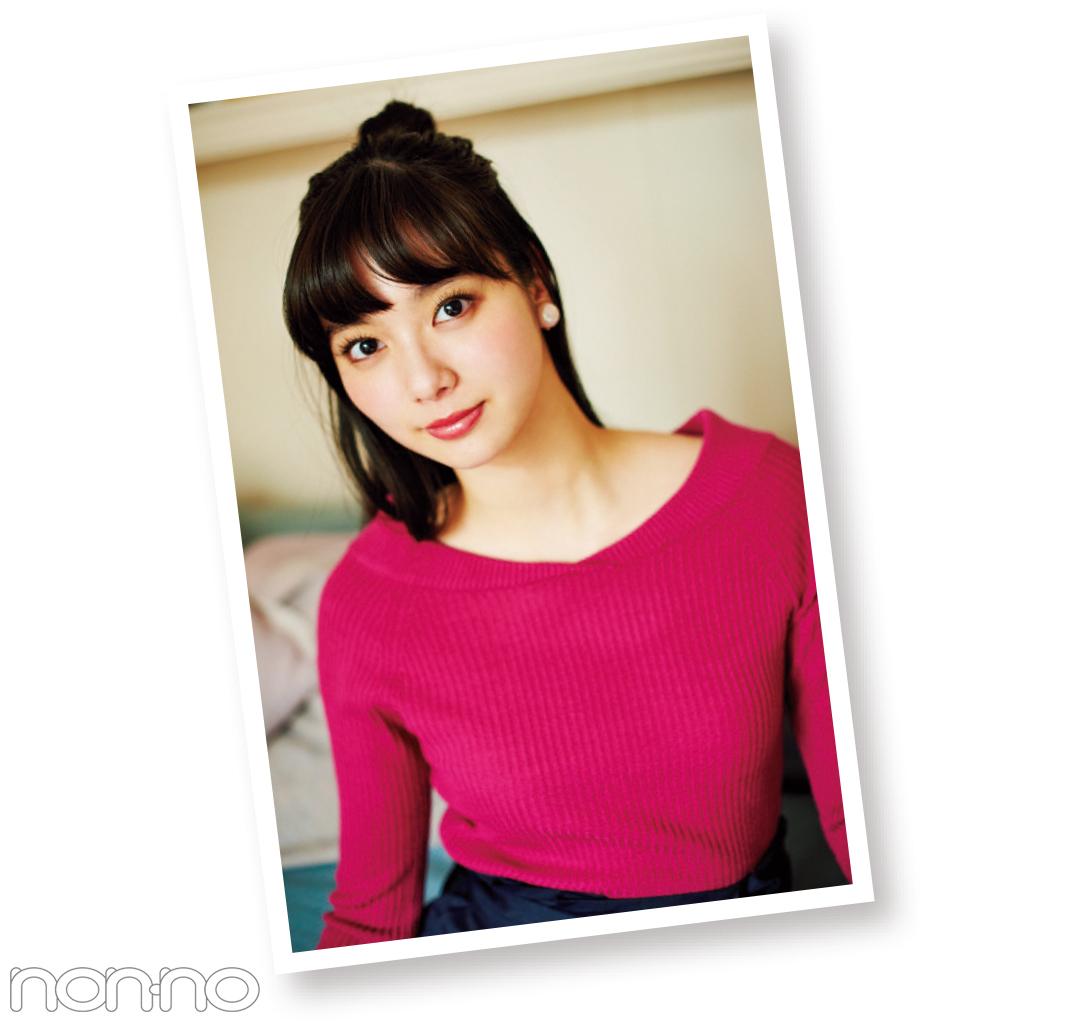 優愛&七瀬が登場♡ 春は「普通にも着られる」進化形オフショルトップスが大本命!_1_5