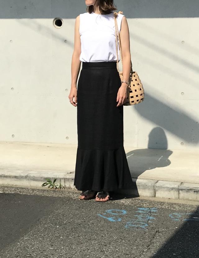 暑い夏でもやっぱり黒が着たい!今年の夏は「モノトーンコーデ」に夢中_1_3