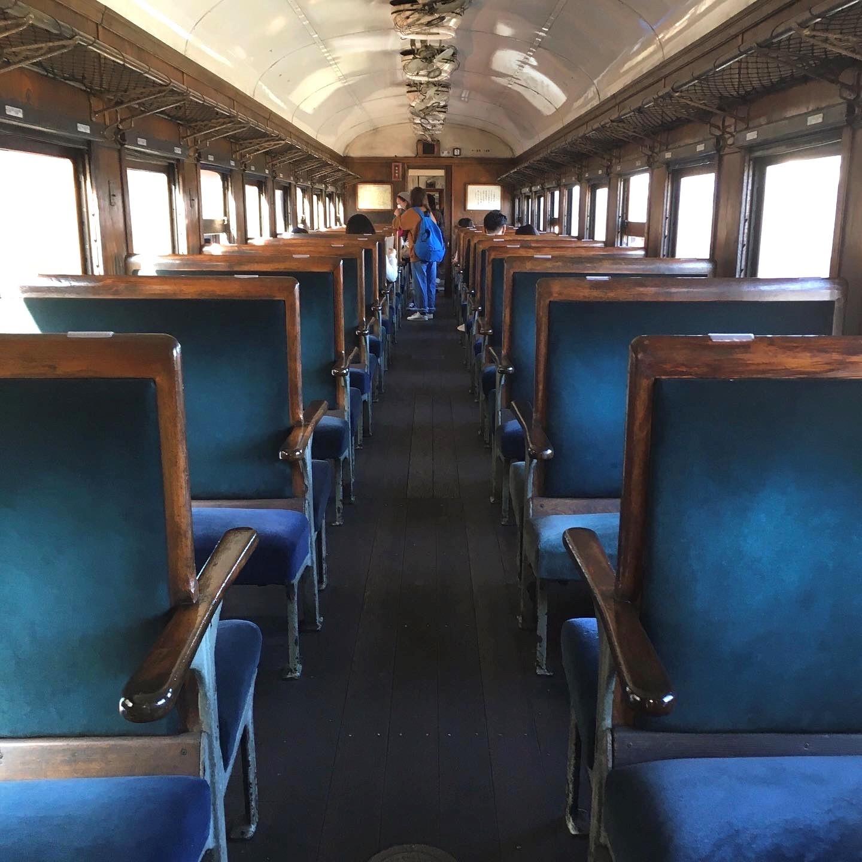 昔の客車に乗りたくて、大井川鐡道へ。_1_1-1