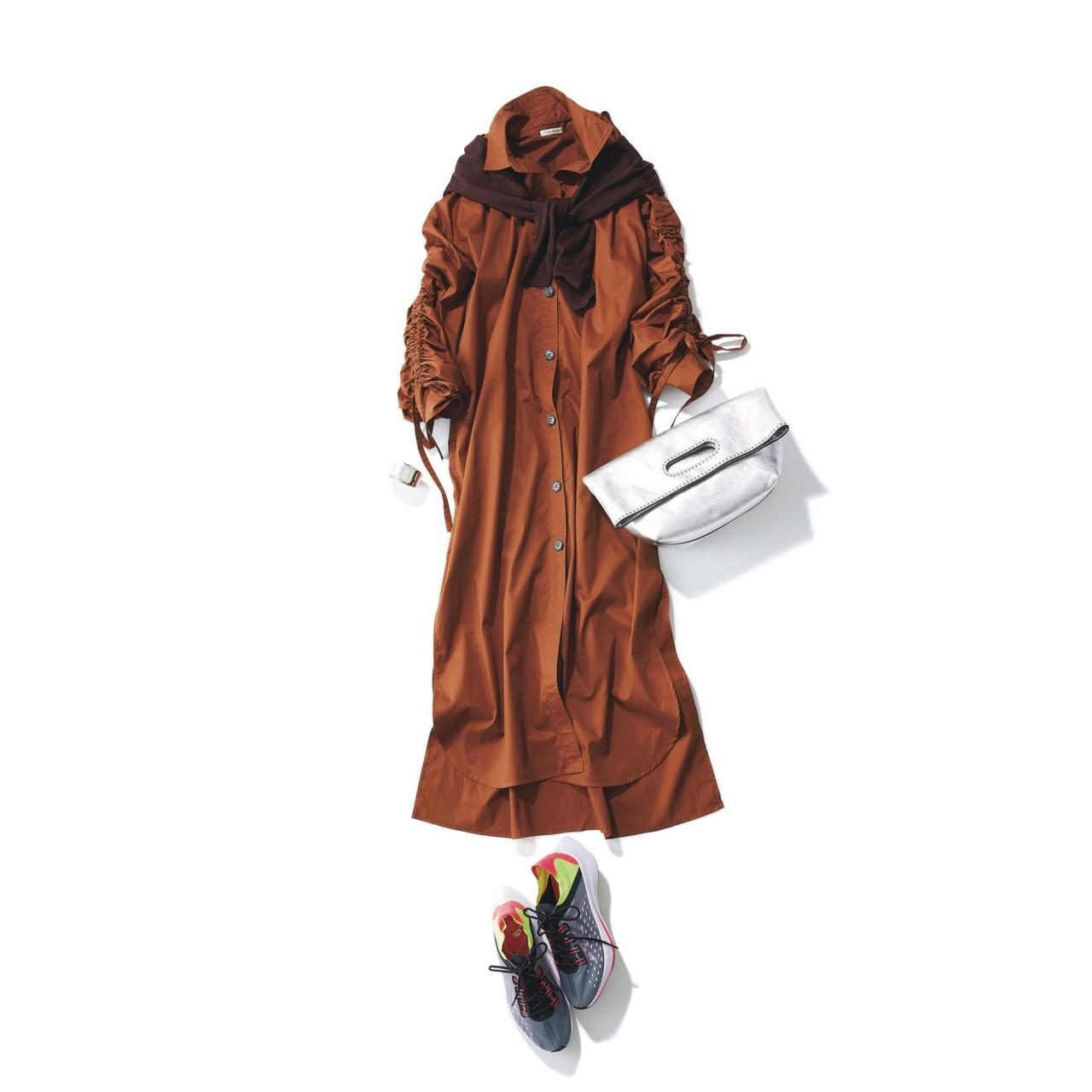 2018年秋冬 人気ファッションコーデランキング19位