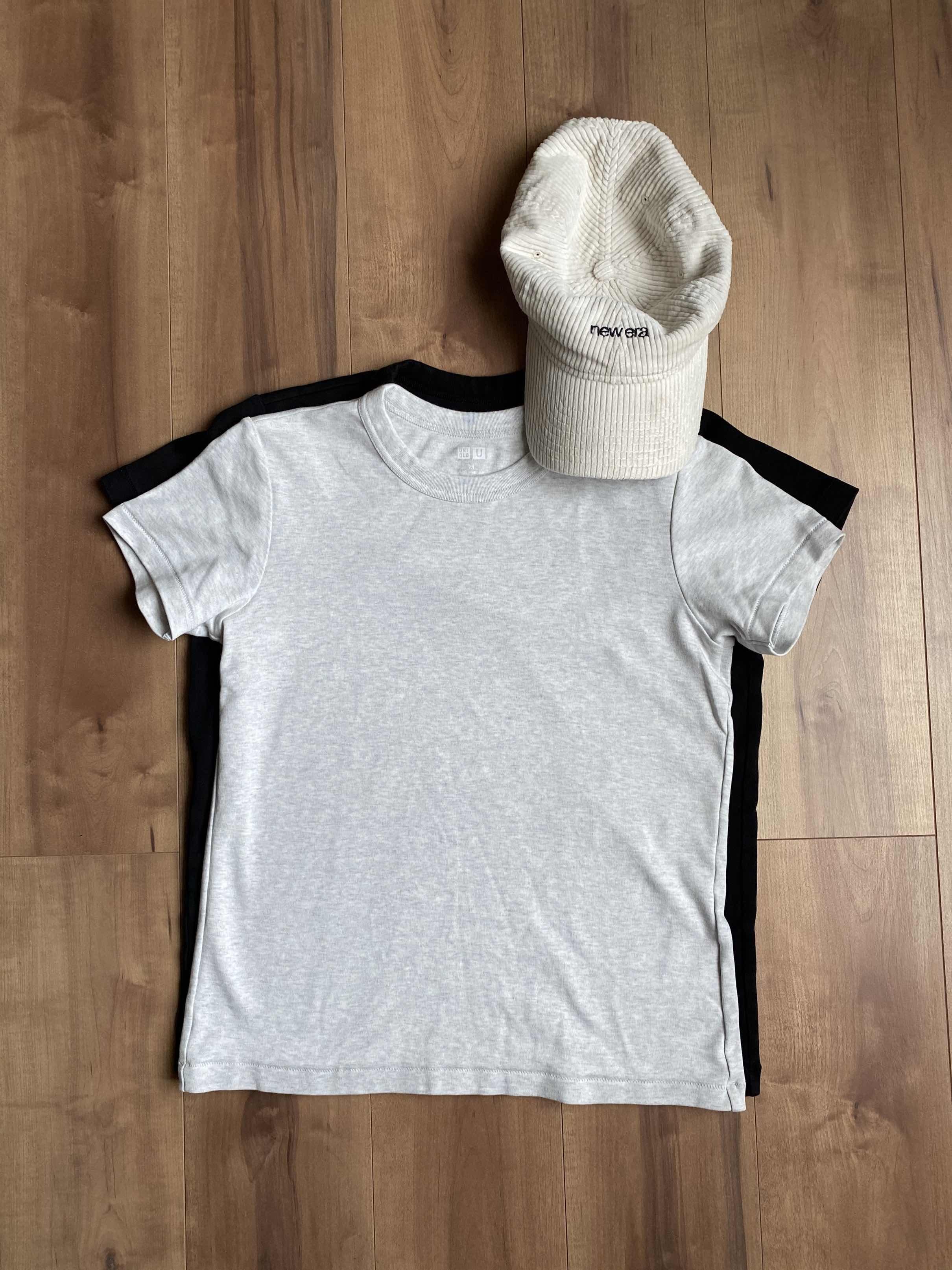 UNIQLOのTシャツは出番多し♩_1_4