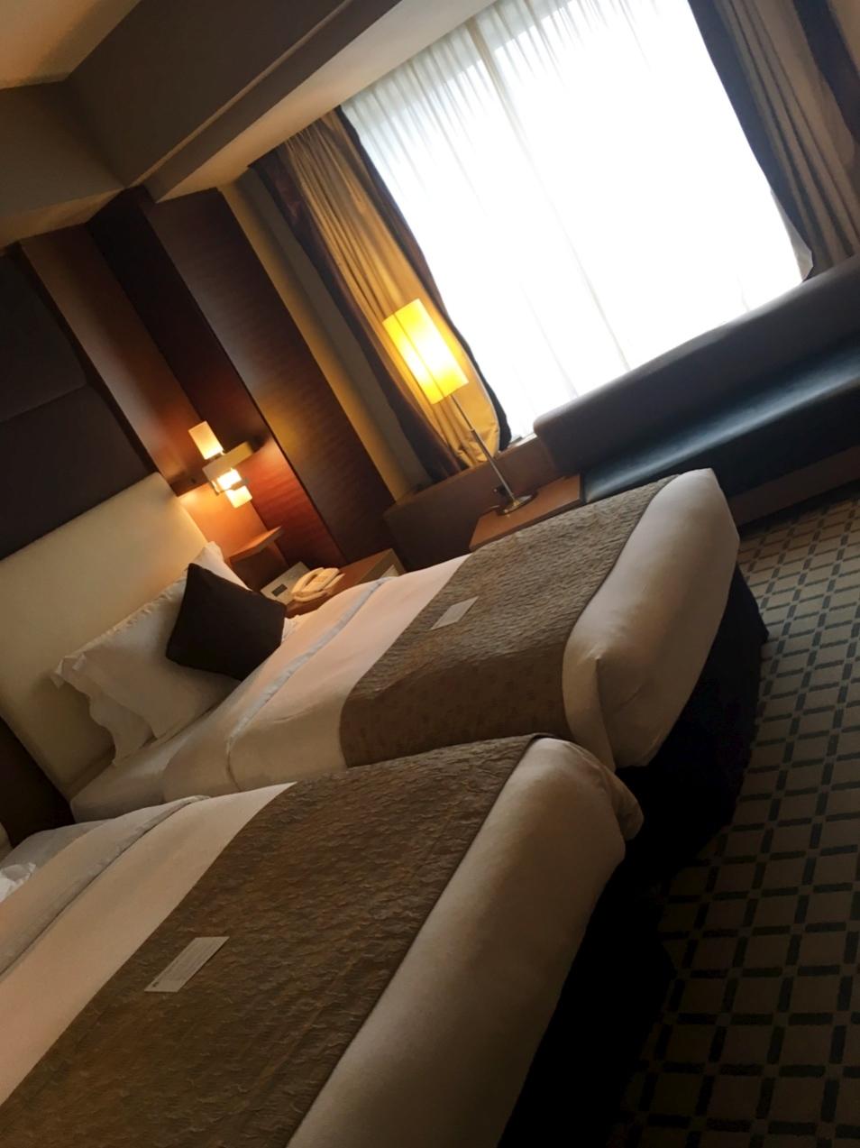 ホテルステイは8月号特集にも♡ANAインターコンチお部屋とクラブラウンジ編_1_2