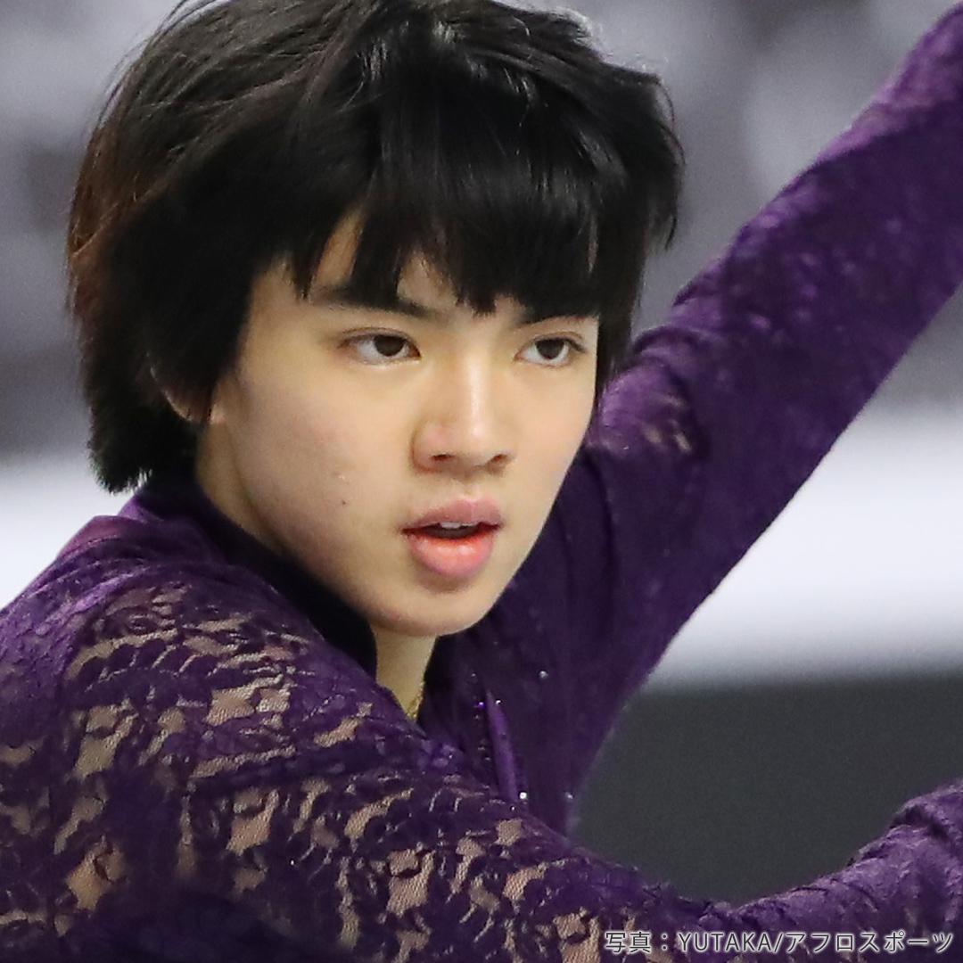 フィギュアスケート男子・韓国代表チャ・ジュンファン