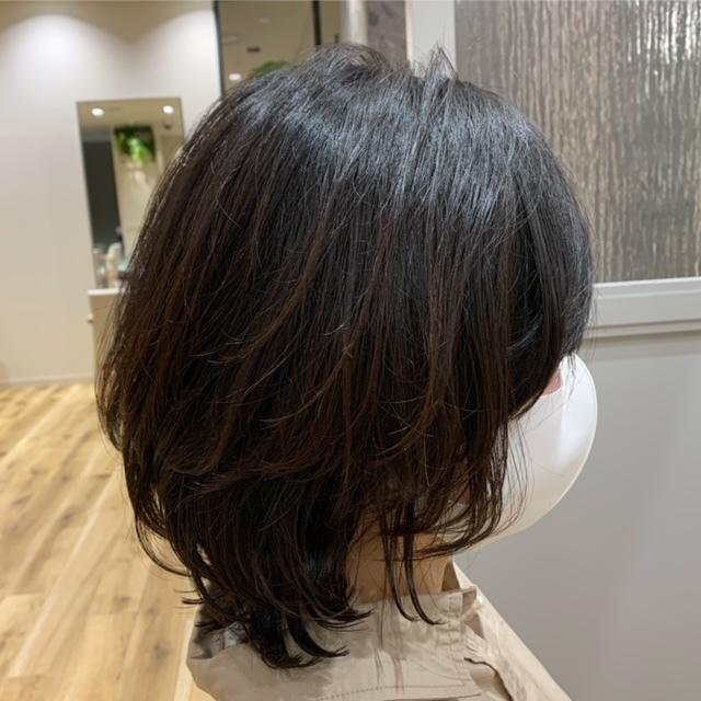 ☆アラフォーは、頭皮ケアしながらヘアスタイリング!☆_1_2