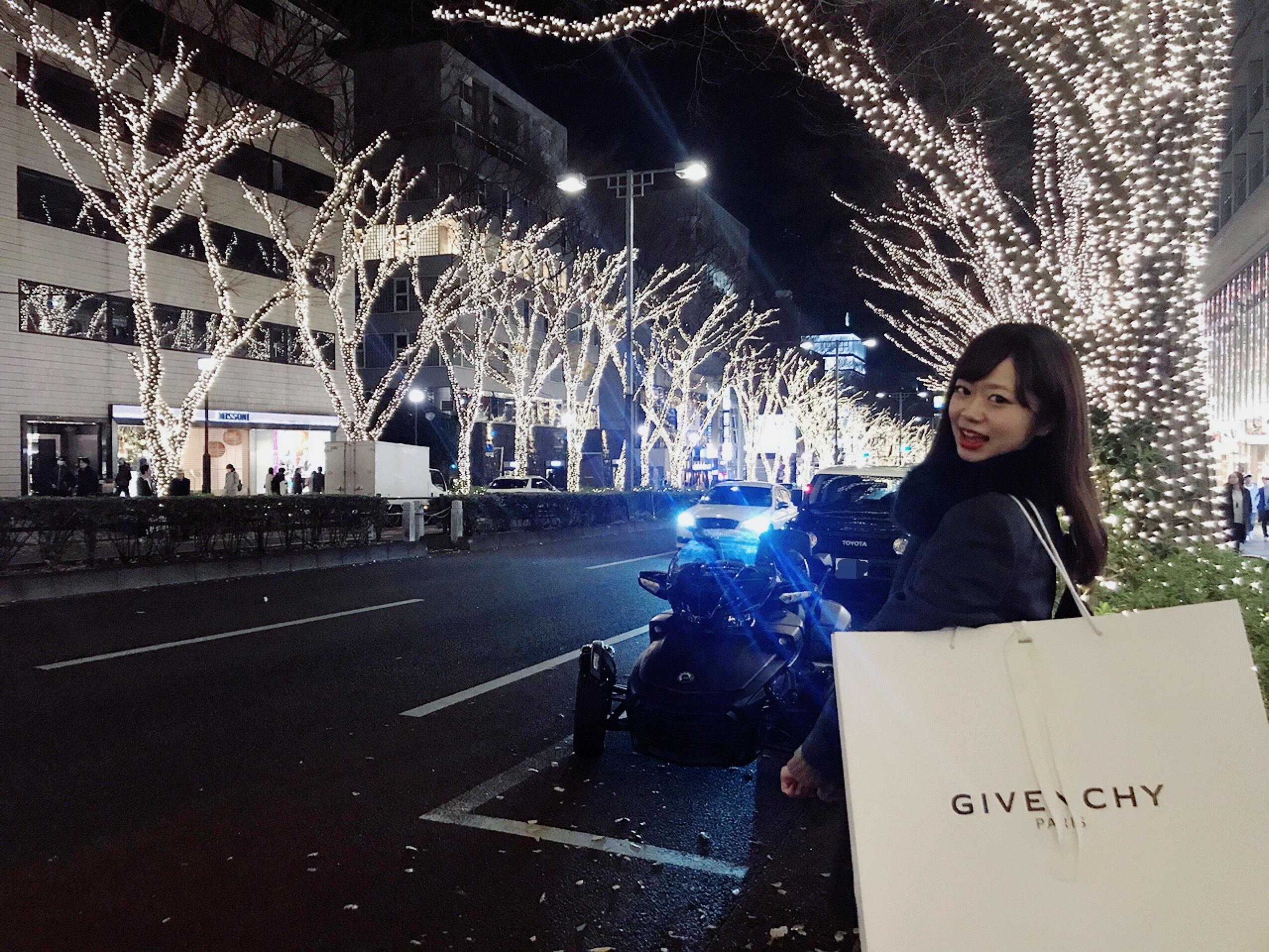 Vol.34♡ 表参道から渋谷へ!イルミネーションルートをご紹介❤︎_1_2