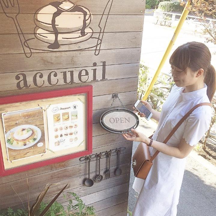 恵比寿《accueile》のマシュマロパンケーキが絶品♡_1_1