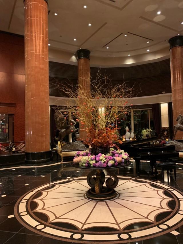 ウェスティンホテル東京・日本料理【舞】で秋の女子会ディナー_1_6