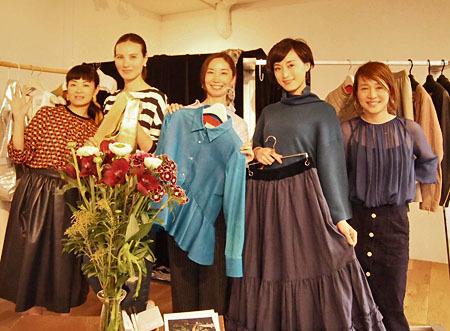 BOUTIQUE TOKYO DRESS 秋冬展示会に行ってきました_1_5