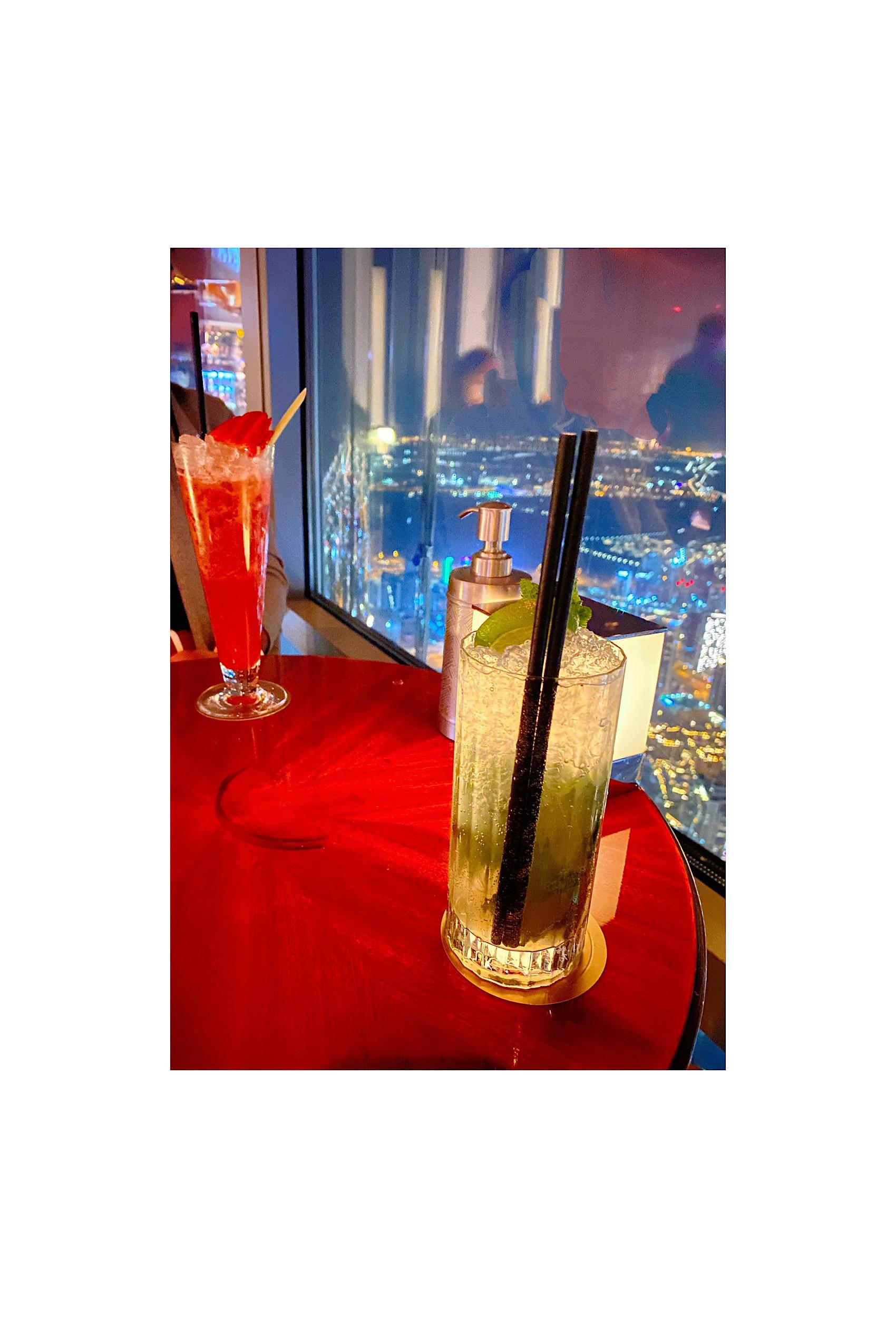 世界で一番高い場所にあるレストランへ〜ドバイ⑤〜_1_6