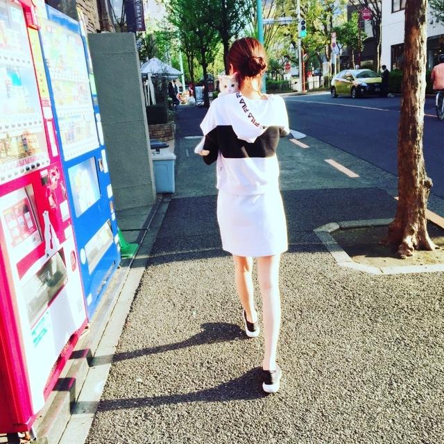 お散歩びより♩ootd_1_1