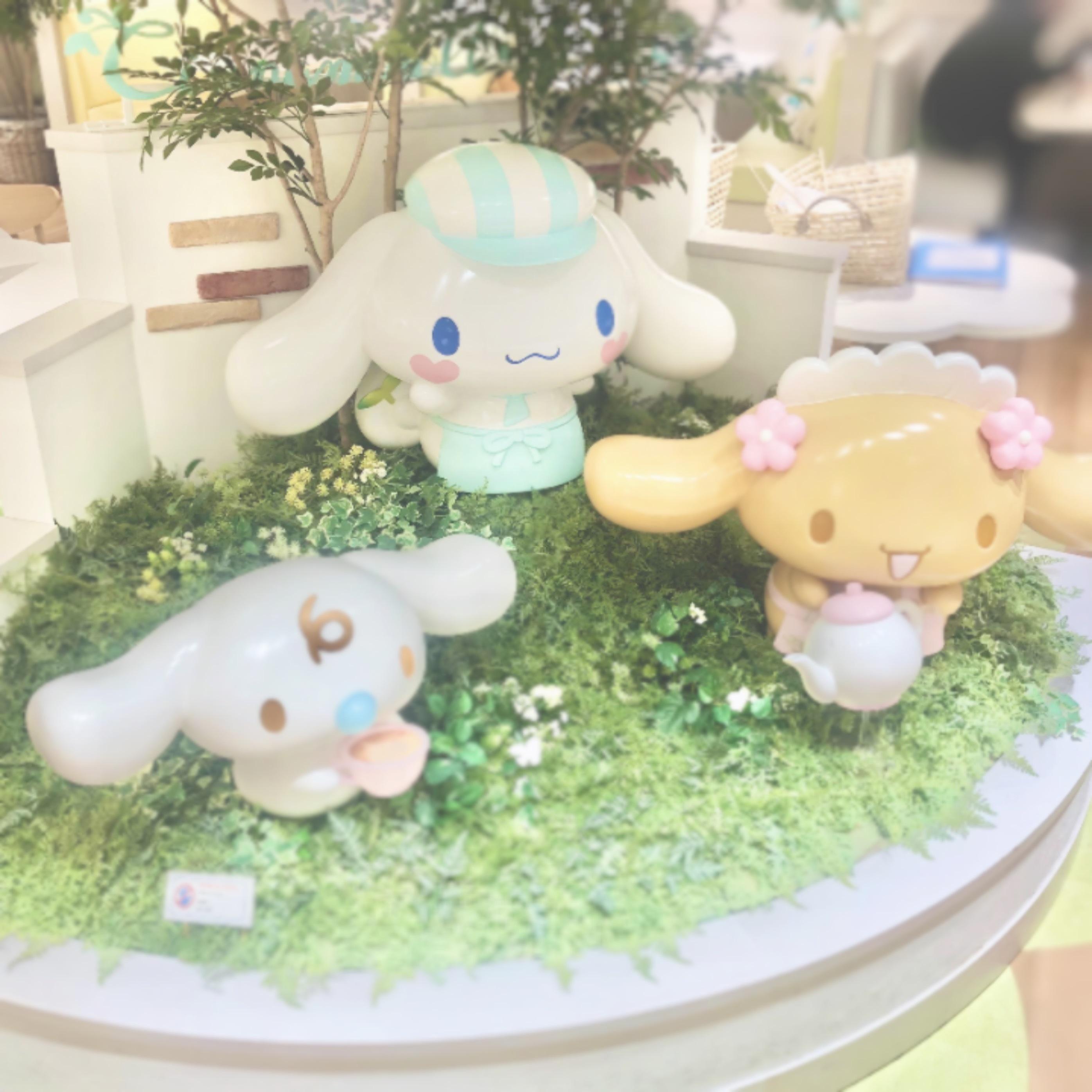 【 Cafe 】かわいいが大渋滞!シナモロールカフェ_1_2-1