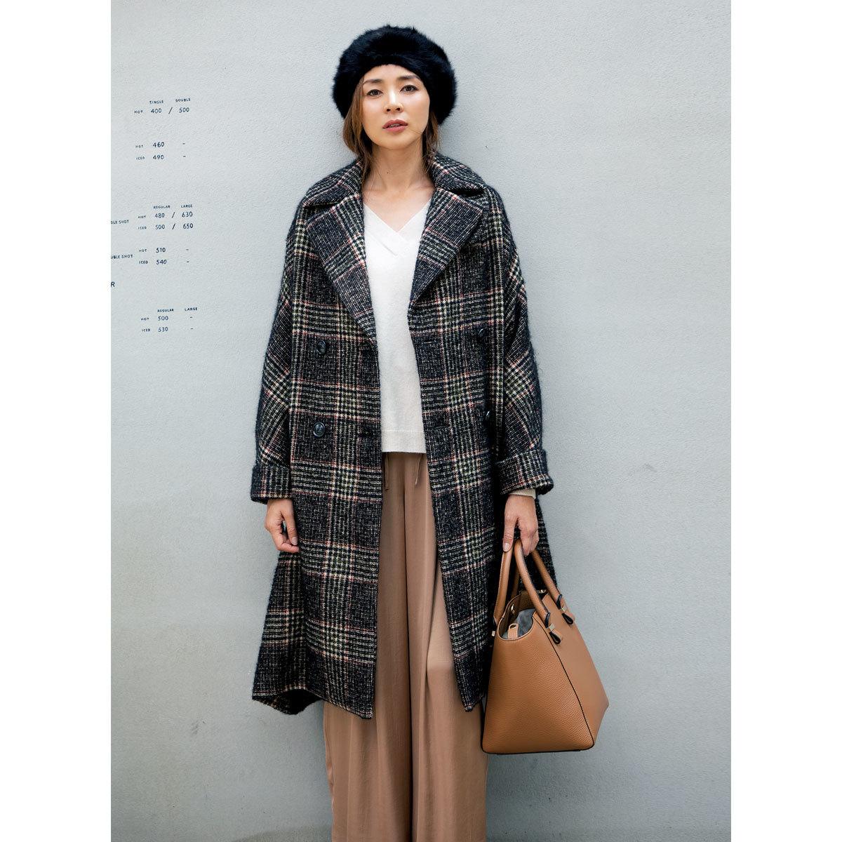 ティッカのコート