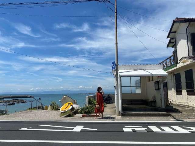 葉山でお散歩の日は、ワンピース時短コーデとパン屋巡り_1_12