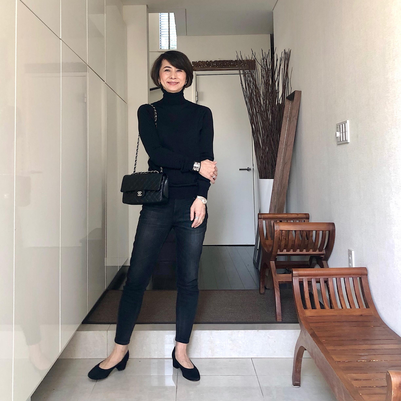 靴とバッグ、私の最旬セット_1_3