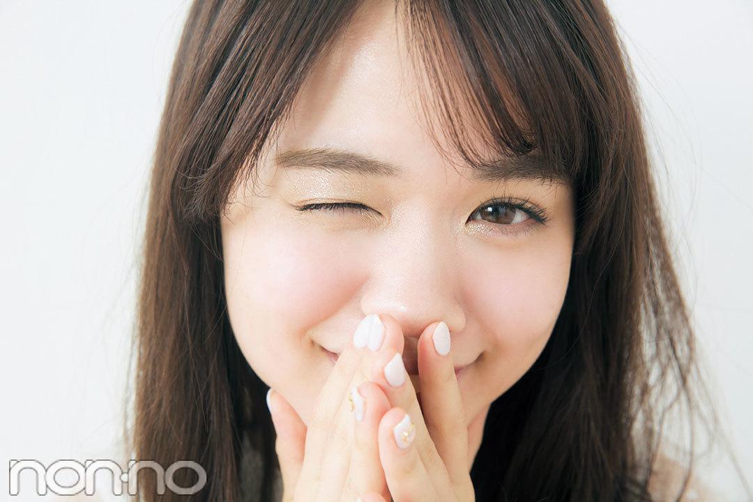 ゆうこすのモテ顔レッスン☆「ぱっちりヒロインアイ」_1_5