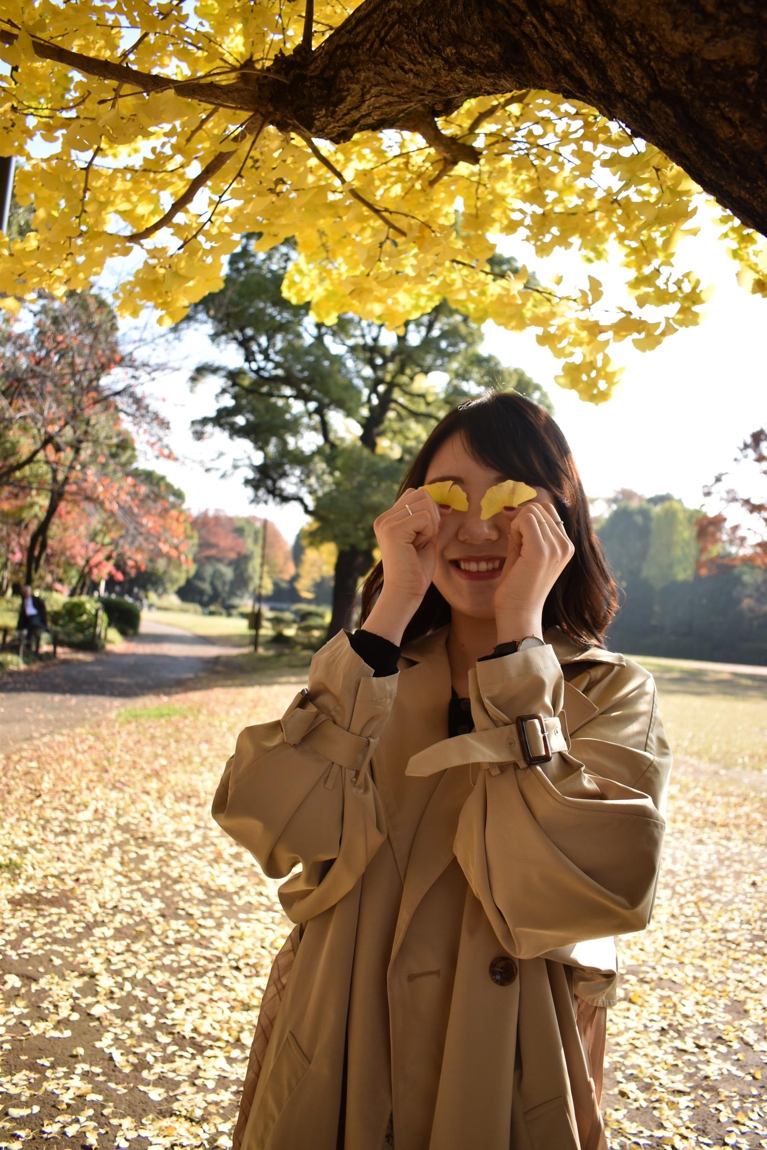 【紅葉】北の丸公園でお友達と撮影会!!_1_9