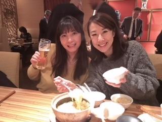 冬の女子会プランでたっぷり楽しめました♥ @PARADISE DYNASTY 銀座_1_3-1