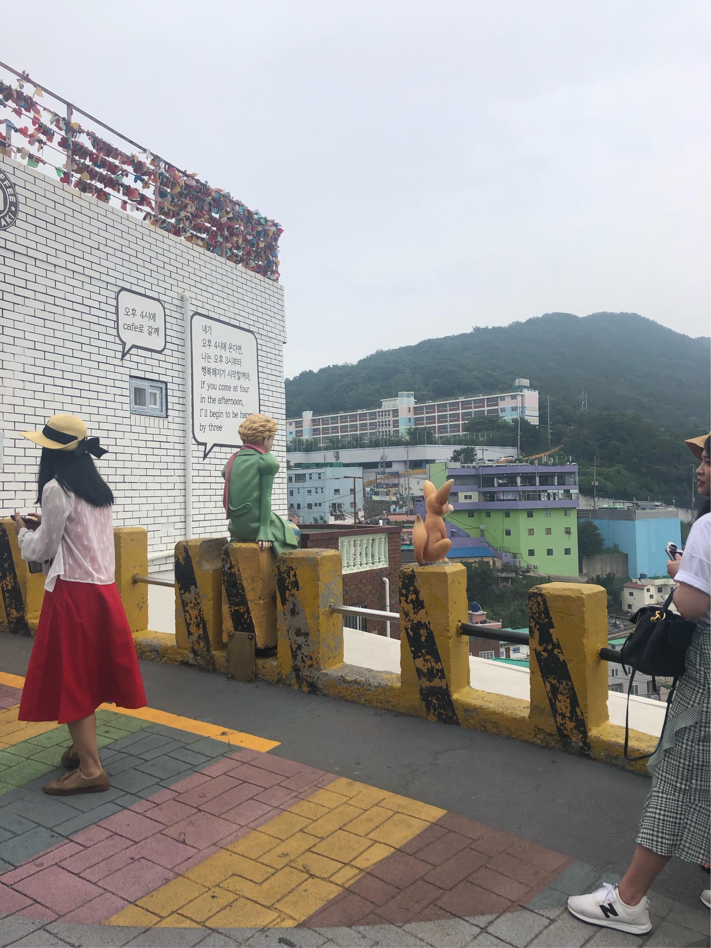【韓国】釜山女子旅①インスタ映えスポット2選_1_5-3