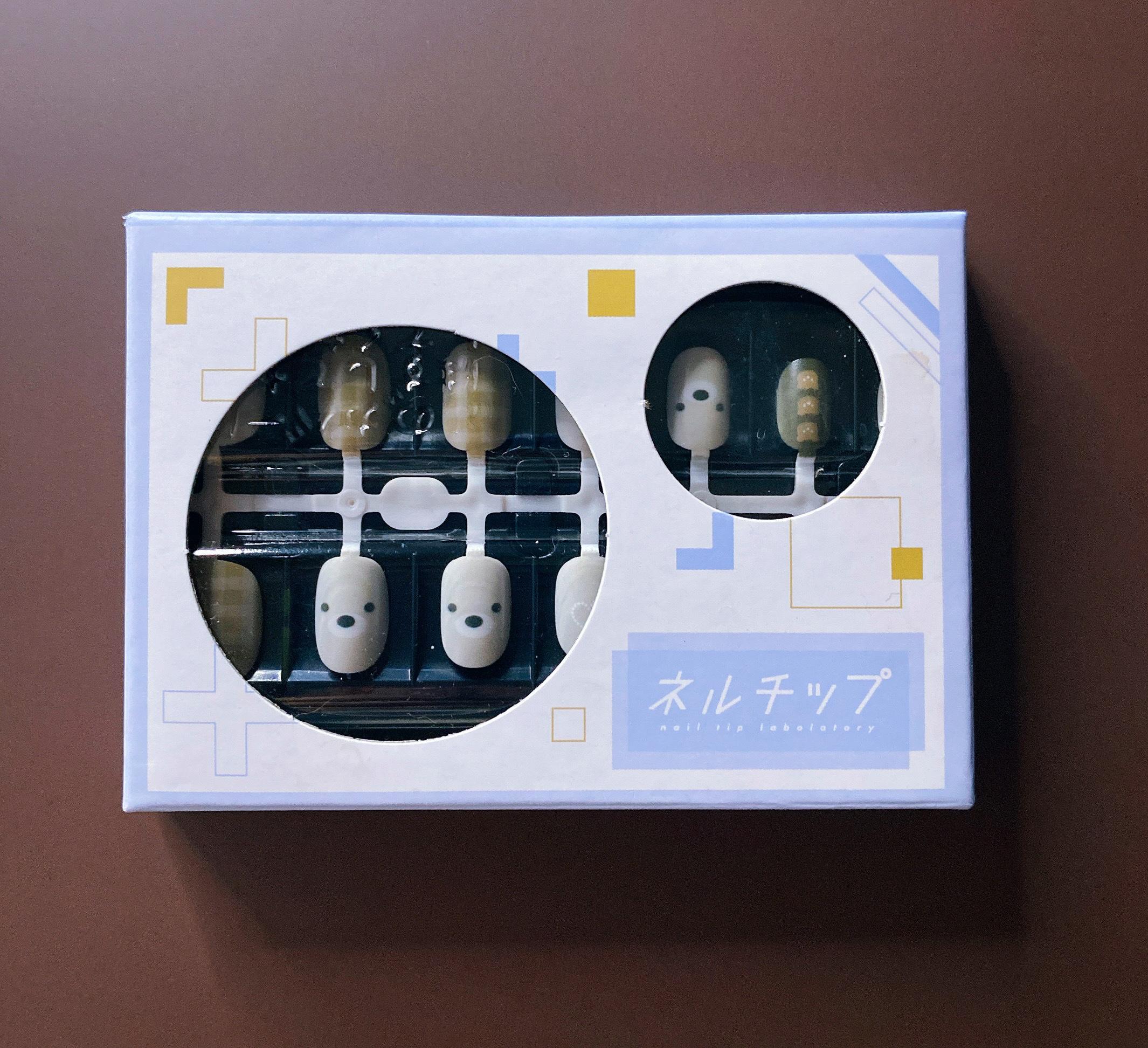 500円でオリジナルのネイルチップが作れる【ネルチップ】