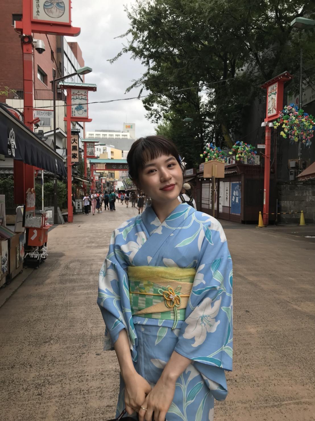 夏の浅草観光♡浴衣をレンタルするなら…_1_4