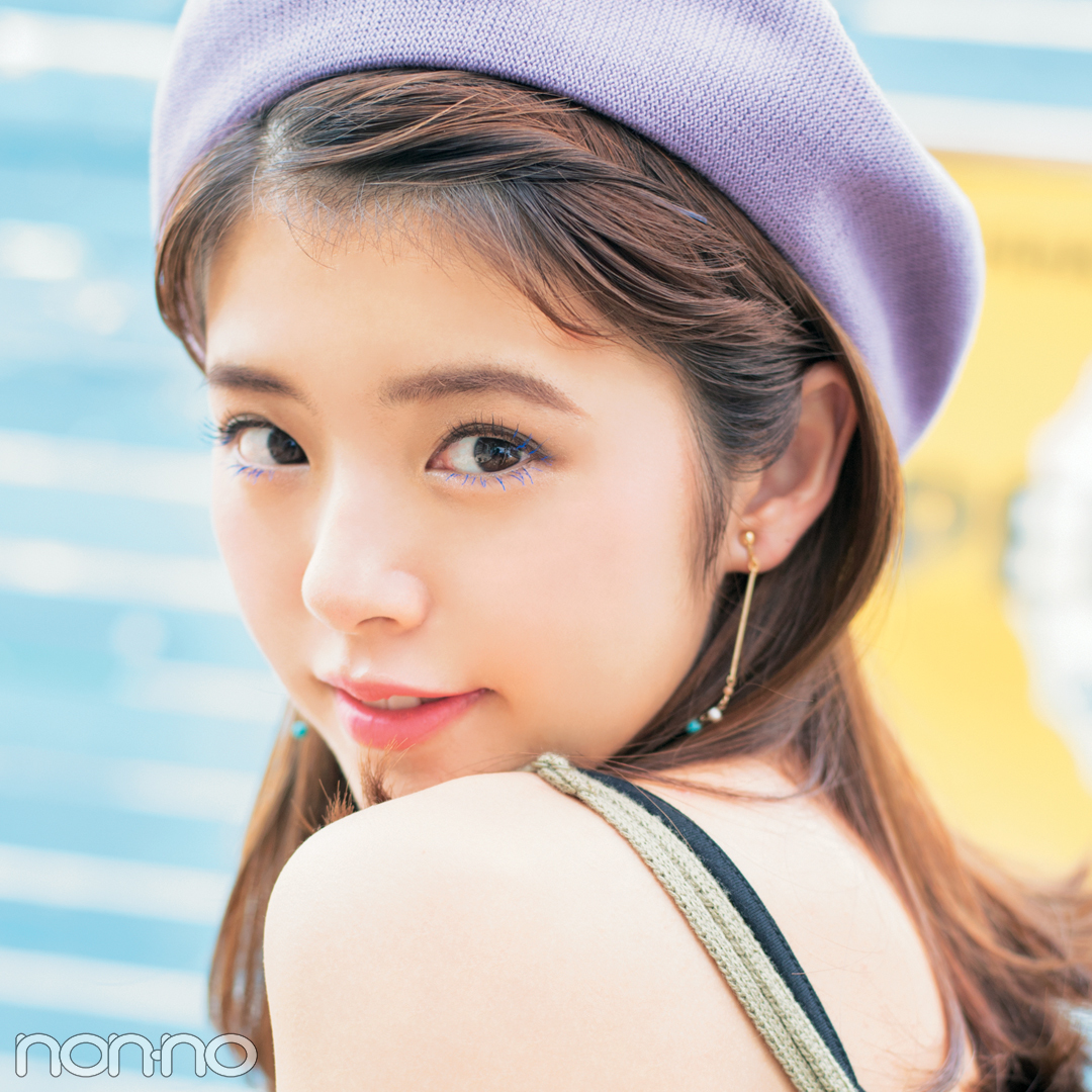 夏イベ映えメイク♡ 屋外フェスにはYSLの新作ブルーマスカラを主役に!_1_1