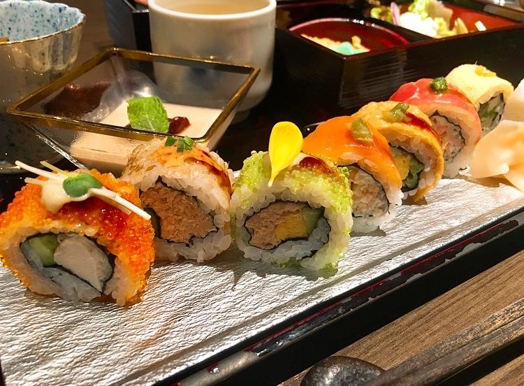 インスタ映えも♡銀座でお得な寿司ランチ!_1_3