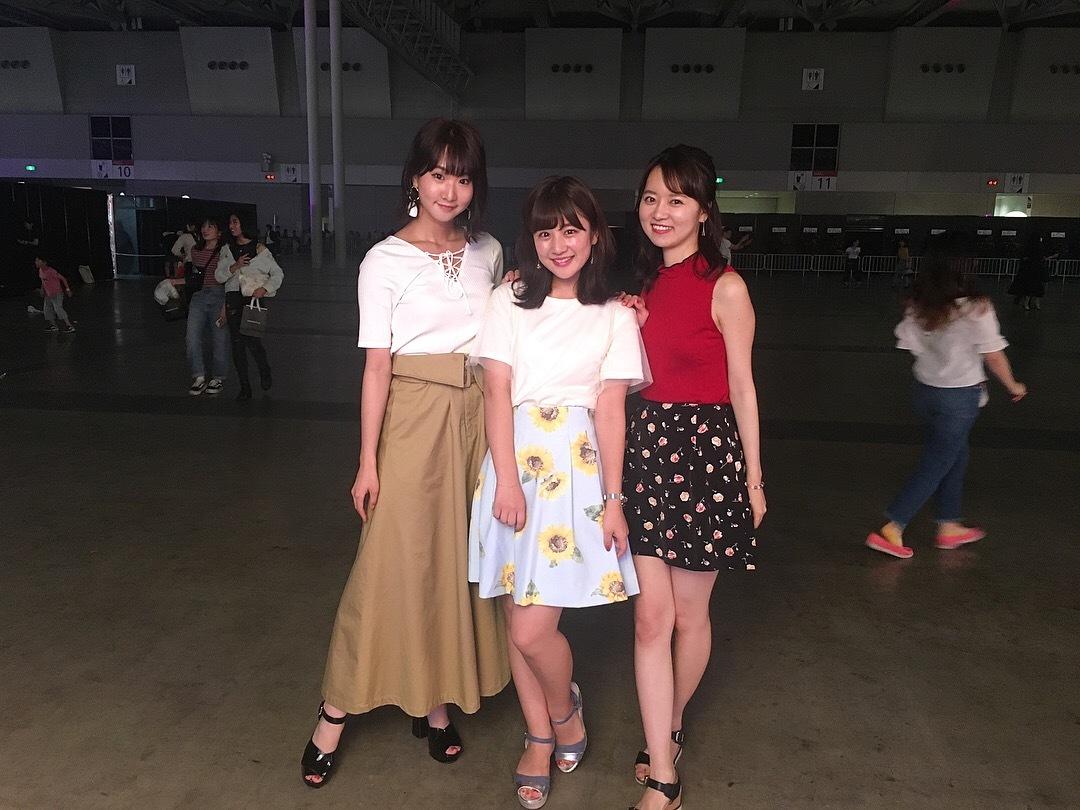 Girls Award2018/ssレポ&華やかコーディネート❤︎_1_7