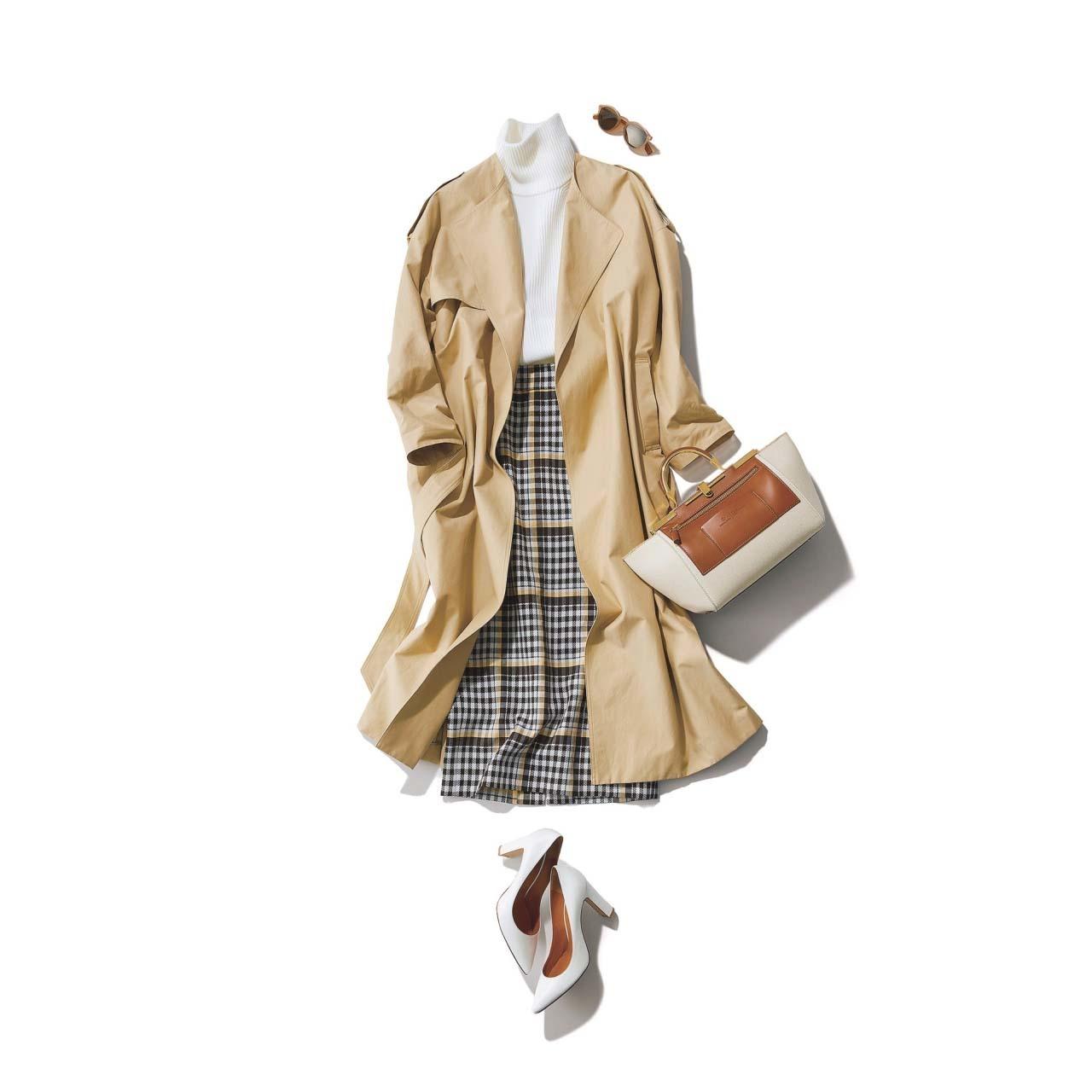 春こそ満喫!アラフォー向け着映えスカート6タイプ|40代レディースファッション_1_33