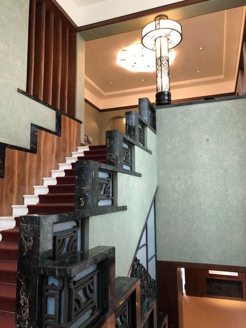 東京都庭園美術館 1933年の室内装飾 朝香宮邸をめぐる建築素材と人びと_1_4-3