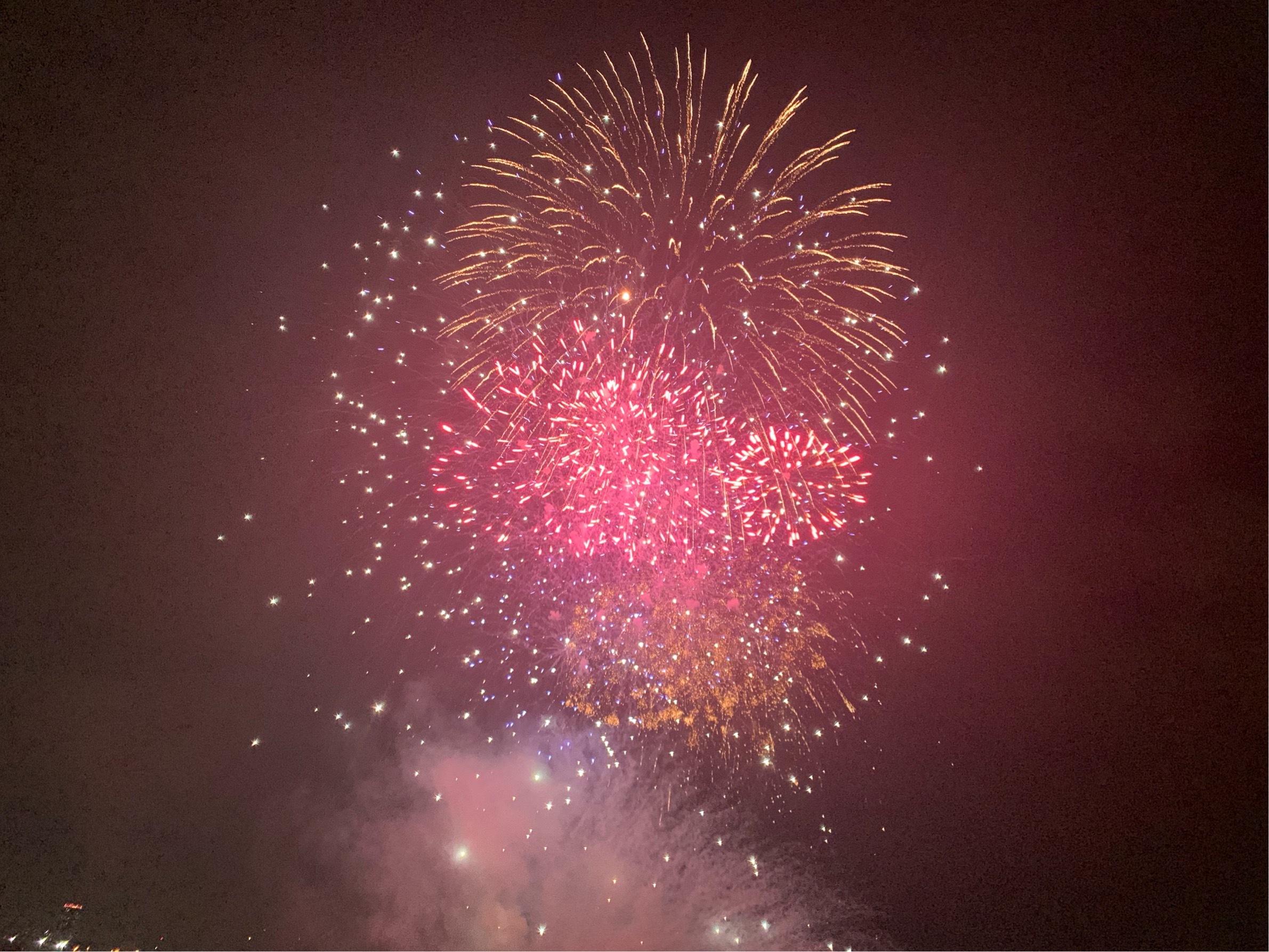 【花火大会】横浜開港祭☆*。_1_2-3