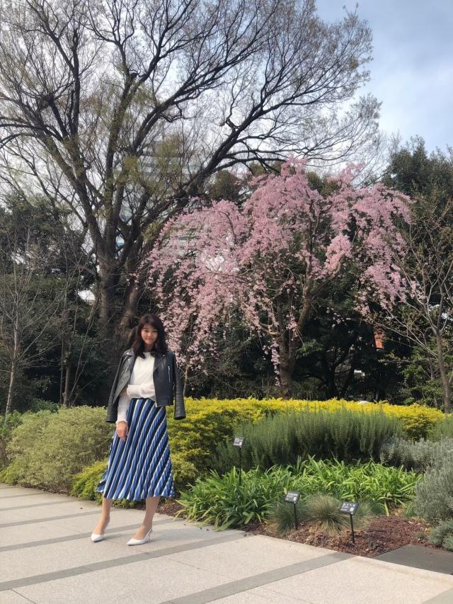 プチプラ♡袖コンシャスブラウスと綺麗色スカート_1_2-1