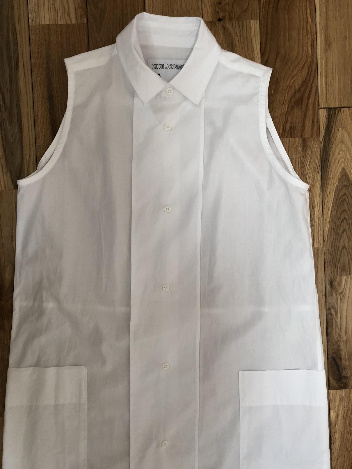 GU×キムジョーンズコラボのシャツワンピース♪ プチプラとは思えないクオリティの高さにびっくり!_1_2-2