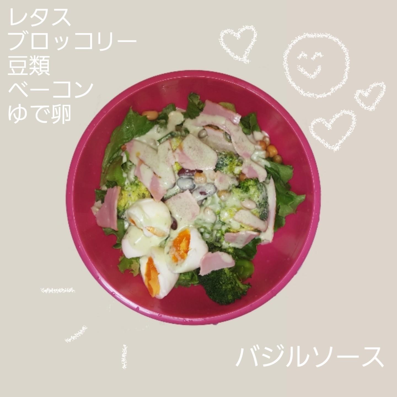 手作りサラダでおいしくダイエット_1_1