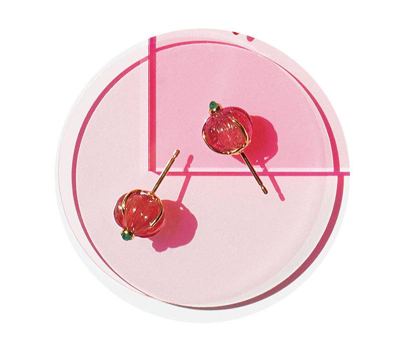 気分の上がる色といつでも一緒「ピンクのジュエリー&ウォッチ」_1_2-5