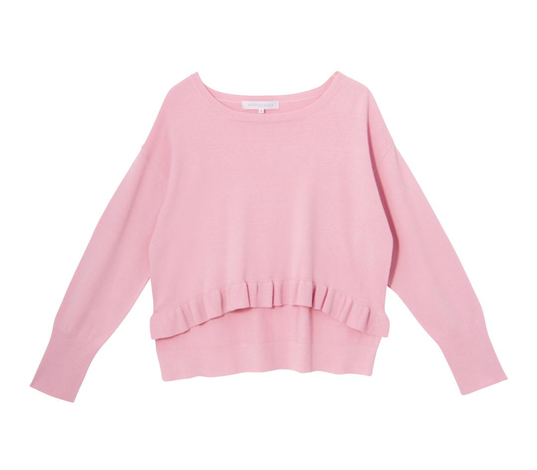 ばっさーも夢中! ブーム間違いなし♡ ピンクの春服9選!_1_2-9