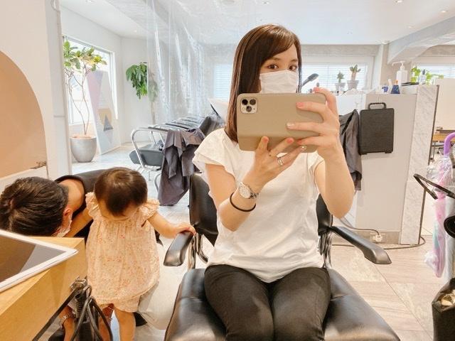 【hair make ONE005】横浜の子連れ美容室ならここ!_1_4