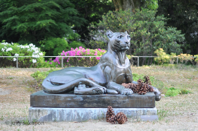 【番外編】ラリックのやわらかな光に魅了されて@東京都庭園美術館_1_12